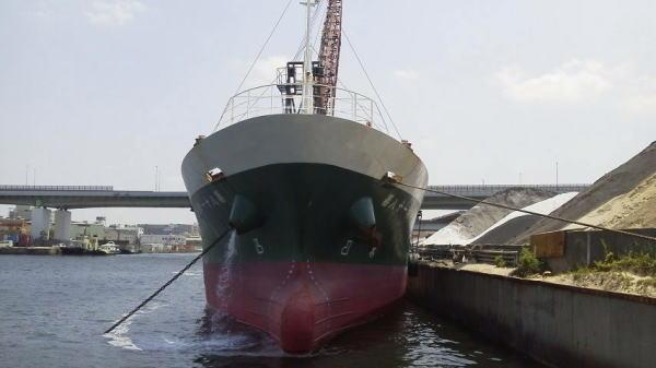 砂利船 ^^