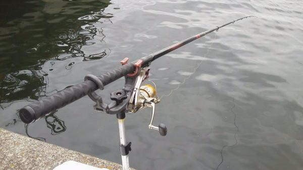 14:00 釣り開始 ♪