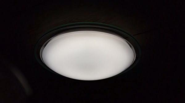 LEDにしました ^^