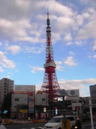 20131223東京タワー