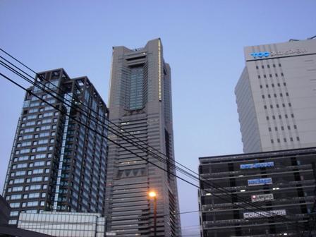 20131224ランドマークタワー