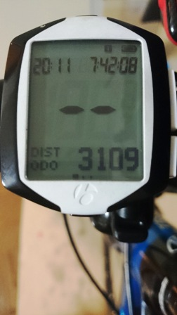 20131224走行距離