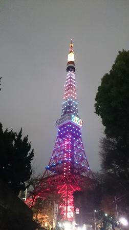 20131224東京タワー