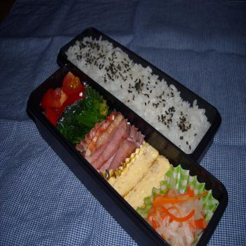 2012.1.4お弁当