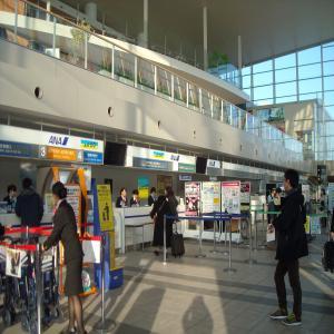2012.2.9旭川空港