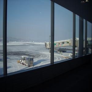 2012.2.9旭川空港2
