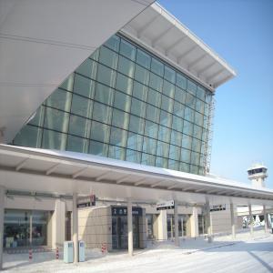 2012.2.9旭川空港1