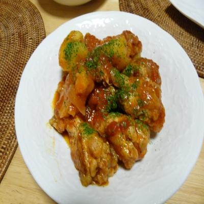 2012.3.15トマト料理1