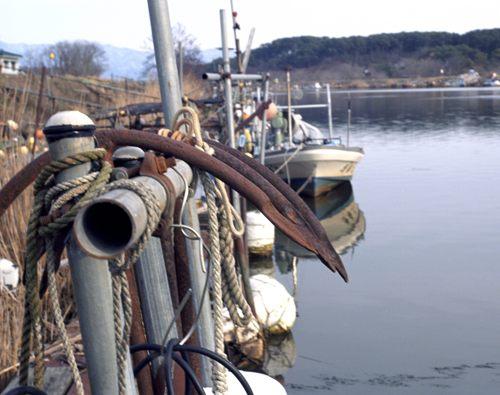 落掘川漁港3