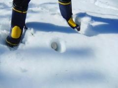 H26.雪遊び-