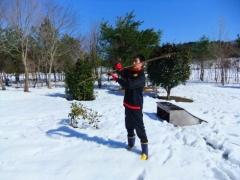 H26.雪遊び-7