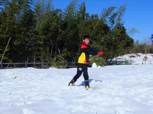 H26.雪遊び-22