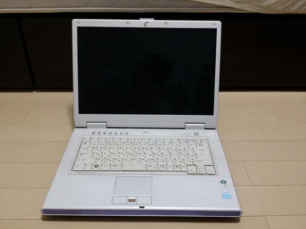 FMV-BIBLO NF50WN キーボード