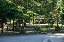大鬼谷オートキャンプ場1
