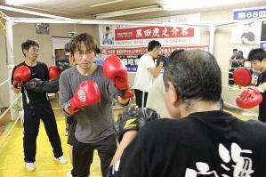 青年部ボクシング 170