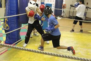 青年部ボクシング 213