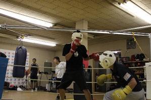 青年部ボクシング 206