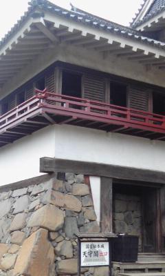 松本城 月見櫓