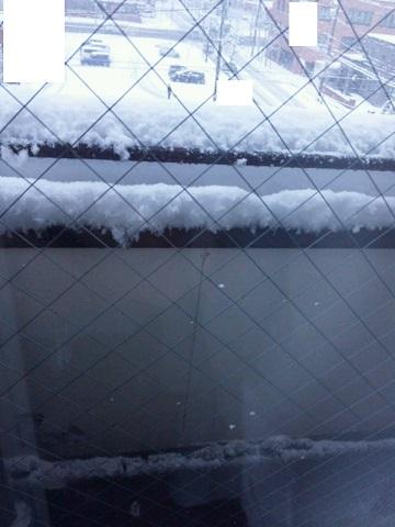 20131128用・窓の雪