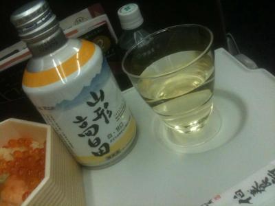 仙台駅「鮭はらこめし」4