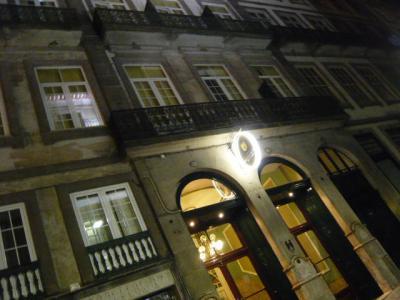 ポルトガル・ポルト「Grande Hotel de Paris」1