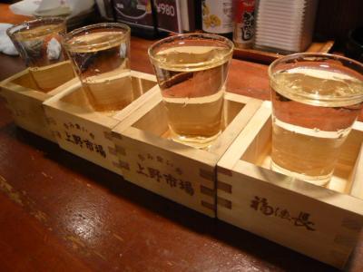 上野「上野市場 宴」2