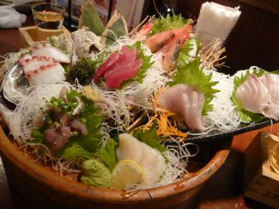 上野「上野市場 宴」4