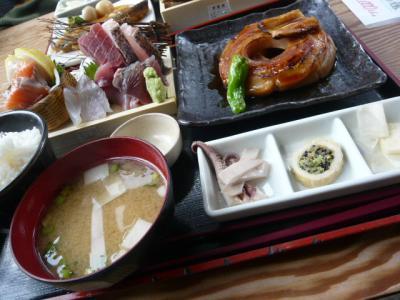 三軒茶屋「魚待夢のランチ定食」4
