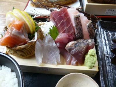 三軒茶屋「魚待夢のランチ定食」3