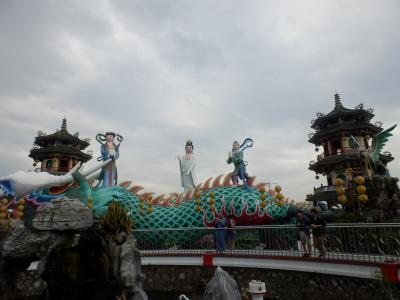 高雄・蓮池潭の観光27
