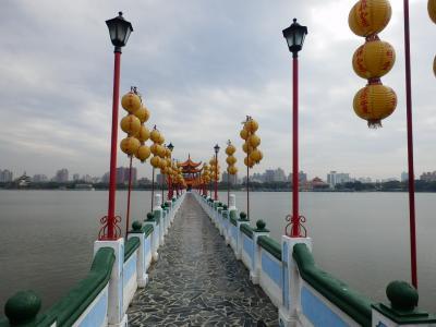 高雄・蓮池潭の観光29