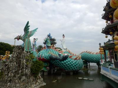 高雄・蓮池潭の観光33