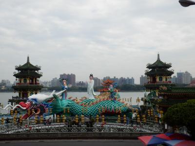 高雄・蓮池潭の観光40