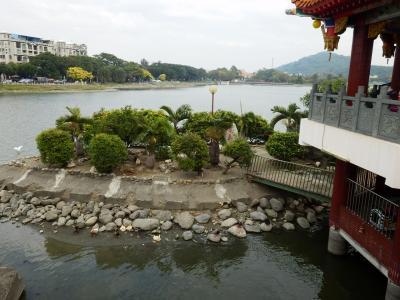 高雄・蓮池潭の観光49