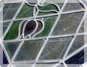 アンティーク・ステンドグラス