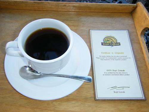 コーピルワク ホットコーヒー