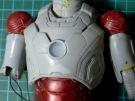ハズブロ アイアンマン 胸部装甲脱改造