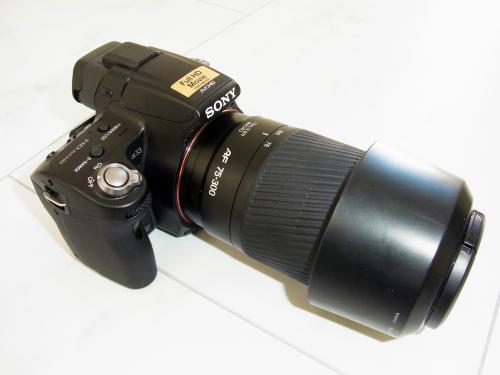 AF75-300mm