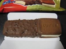ガーナチョコ&クッキーサンド