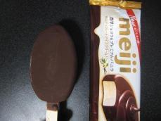 明治チョコレートアイスクリームバー
