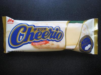 チェリオとろけるホワイト生チョコ入り