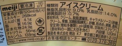 Aya生キャラメル&バニラ