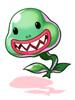 食蟲花のヘアピン