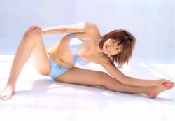 山崎真実の水着画像