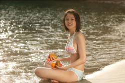 長澤まさみの水着画像
