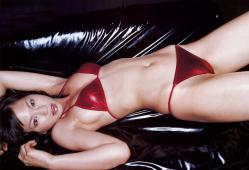 安田美沙子の水着画像