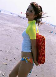 佐々木希の水着画像