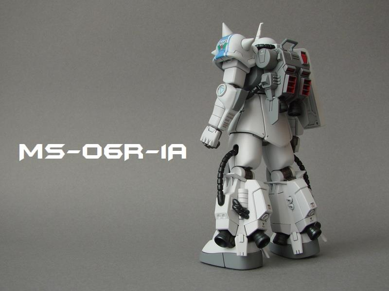 MS-06R-1A シンマツナガ専用