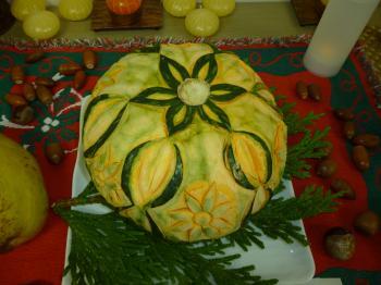 かぼちゃ@クリスマス1