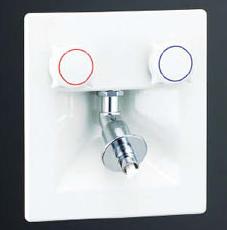 INAX洗濯機用混合水栓